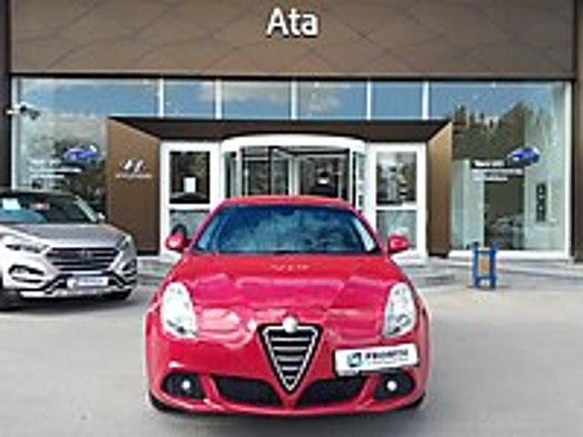 ATA HYUNDAİ PLAZADAN 2012 HATASIZ GİULİETTA 1.4TB DİSTİNCTİVE Alfa Romeo Giulietta 1.4 TB MultiAir Distinctive