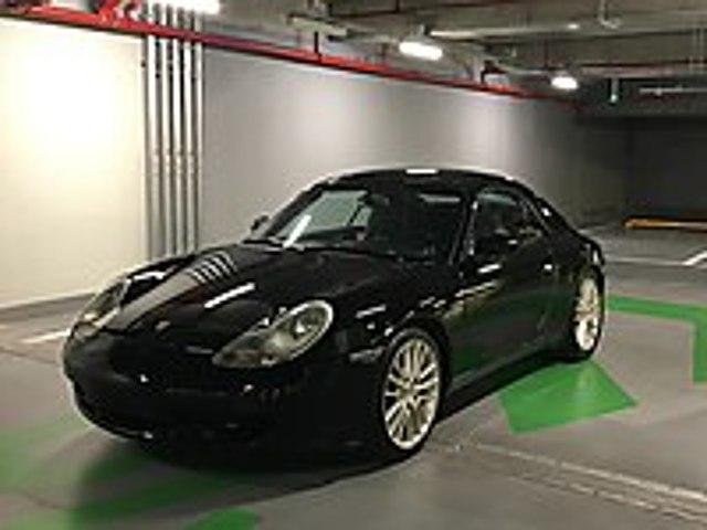 BKR MOTORS DAN PORSCHE 911 CARRERA 4 CABRİO Porsche 911 Carrera 4