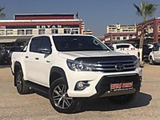 ERTAŞ OTOMOTİV-2018 HİLUX Hi-Cruiser 2.4 4x4-50. YIL ÖZEL SERİ Toyota Hilux Hi-Cruiser 2.4 4x4