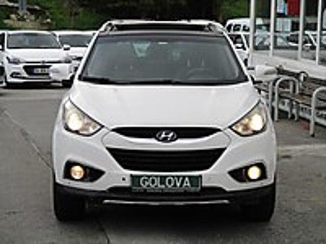 GÖLOVADAN...HYUNDAİ ix35..2 0 R..4X4..STYLE PLUS..OTOMATİK Hyundai ix35 2.0 R Style Plus