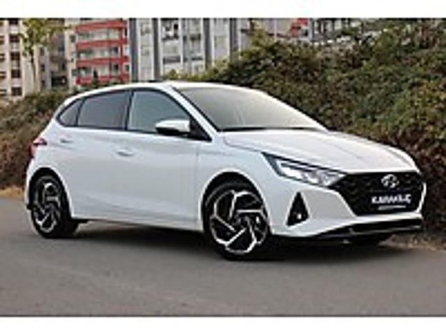 KARAKILIÇ OTOMOTİV 2020 HYUNDAİ İ20 1.0T-GDI STYLEPLUS YENİ KASA Hyundai i20 1.0 T-GDI Style Plus