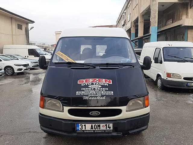 FORD TRANSIT 190 PANELVAN ÇOK TEMİZ