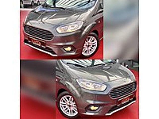 2021 ÇIKIŞLI SIFIR KM TİTANİUM PLUS K.ISITMA 18FATURA LANSMAN Ford Tourneo Courier 1.5 TDCi Titanium Plus