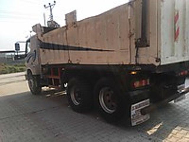 BMC kamyon BMC Pro 624