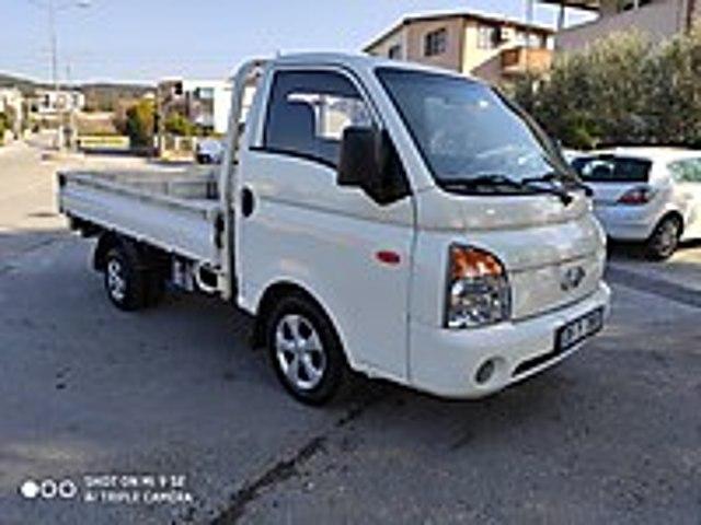 --- 2010 ve 2011 MODEL ORJİNAL AÇIK KASA H-100 KAMYONETLER --- Hyundai H 100