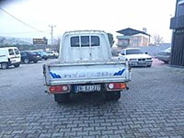 Hundai çift kabin h100 klimalı Hyundai H 100