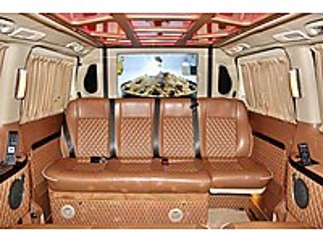 AY AUTO MİNİBÜS RUHSAT ARA BÖLME ÇİFT SÜRGÜ LONG ULTRALÜX VİP Mercedes - Benz Viano 2.2 CDI Ambiente Activity Uzun