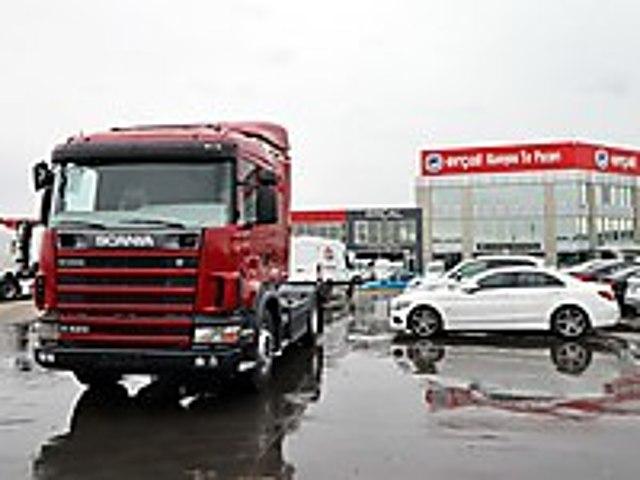 ERÇAL DAN 2007 Scania G 420 Retarder Scania G 420