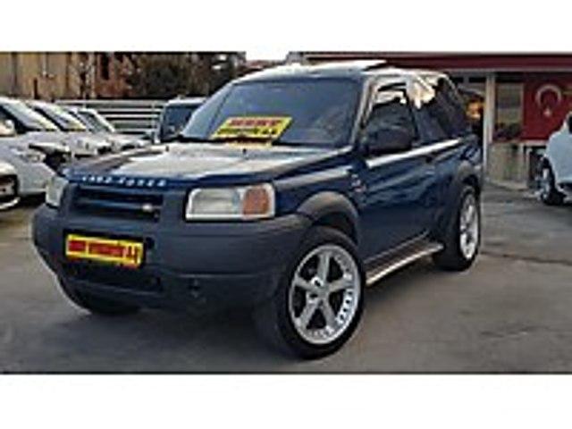 LAND ROVER FREELANDER 1.8 LPG Lİ Land Rover Freelander 1.8 1.8i