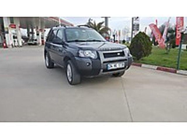 2006 LAND ROVER FRELANDER 2.0 TD4 EN FUULU Land Rover Freelander 2.0 TD4 HSE