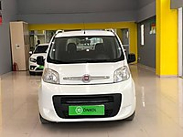 FİAT ÖNKOL OTO DAN FİAT FİORİNO 1.3 MJET POP BOYASIZ BEYAZ 75 HP Fiat Fiorino Combi Fiorino Combi 1.3 Multijet Pop