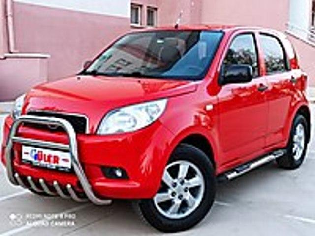 HATASIZ 2008 DAİHATSU TERİOS 1.5LPG Lİ SİLVER 105HP 4X4 EMSALSİZ Daihatsu Terios 1.5 Silver