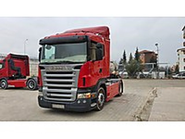 GÜRSEL OTOMOTİVDEN 2007 SCANIA R420 İSVEÇ ÇEKİCİ Scania R 420