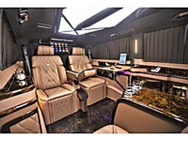 KOÇAK OTOMOTİV SIFIR Mercedes Vito Luxus Executive ViP UZUN TiPT Mercedes - Benz Vito Tourer 114 BlueTec Base Plus