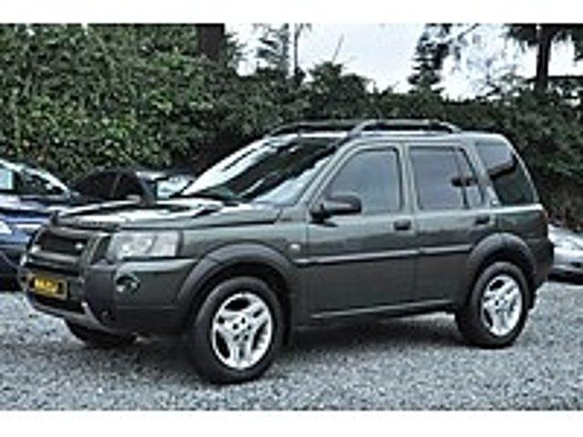 2007 LAND ROVER senetle taksitlendirme seçenegimiz vardır Land Rover Freelander 2.0 TD4 Classic