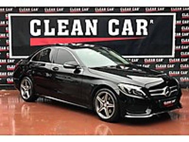 CLEAN CAR HATASIZ BOYASIZ 2015 MERCEDES C200D AMG EXCLUSİVE Mercedes - Benz C Serisi C 200 d BlueTEC AMG