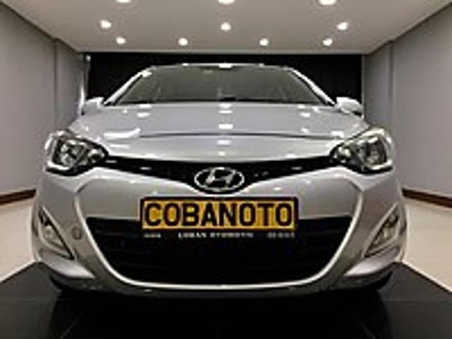 ÇOBAN OTOMOTİV DEN 2013 HYUNDAİ İ.20 1.4 SENSE OTOMATİK BOYASIZ Hyundai i20 1.4 CVVT Sense