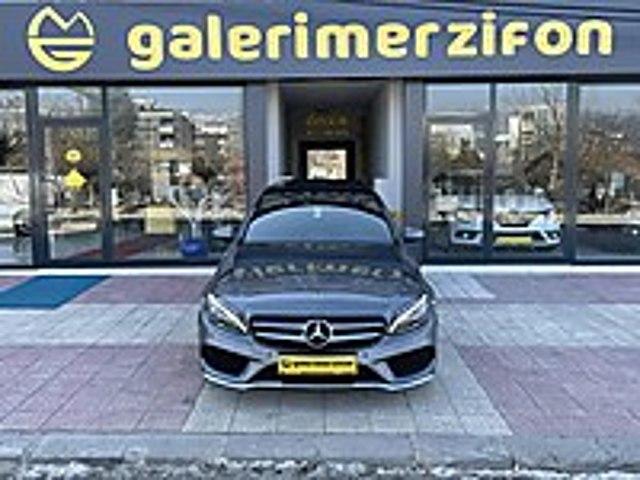-- BOYASIZ -- Mercedes C - 200 d BlueTEC AMG Mercedes - Benz C Serisi C 200 d BlueTEC AMG