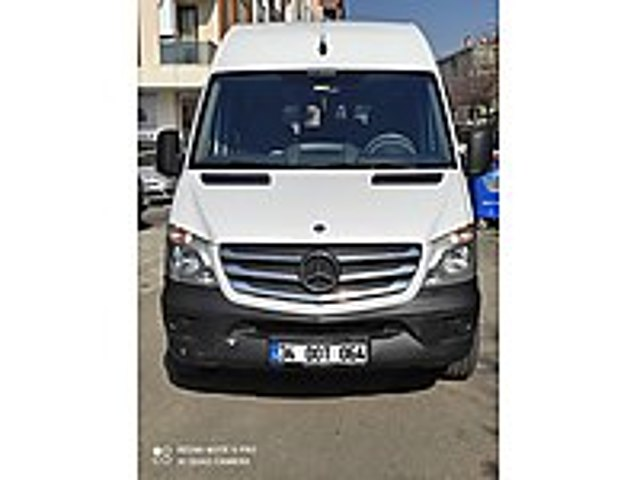 ÇKR OTO TURİZM LTD ŞTİ DEN HATASIZ EKSTRA UZUN Mercedes - Benz Sprinter 316 CDI