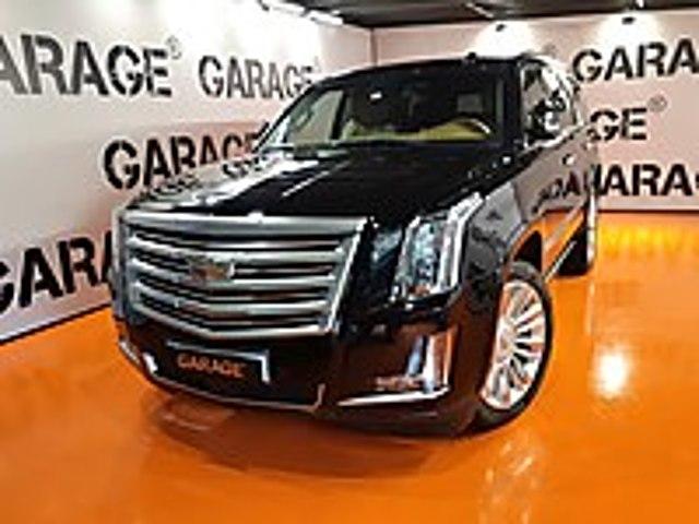 GARAGE 2016 CADILLAC ESCALADE 6.2 V8 PLATINUM BOSE SOGUTMA MASAJ Cadillac Escalade 6.2 V8