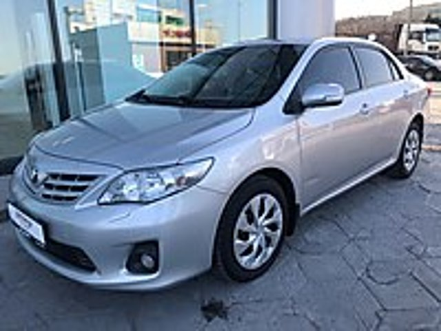 KAR TOYOTA BAYİ DEN COROLLA DİZEL-OTOMATİK FULL SERVİS BAKIMLI Toyota Corolla 1.4 D-4D Comfort Extra