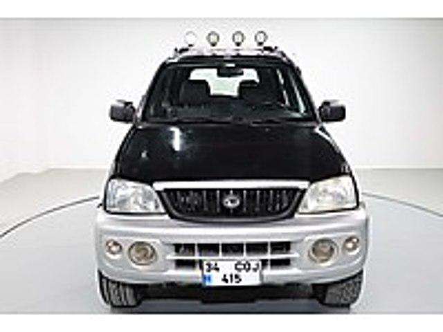 2005 DAİHATSU TERİOS 1.3 SX 4X4 LPG MANUEL 86 HP Daihatsu Terios 1.3 SX