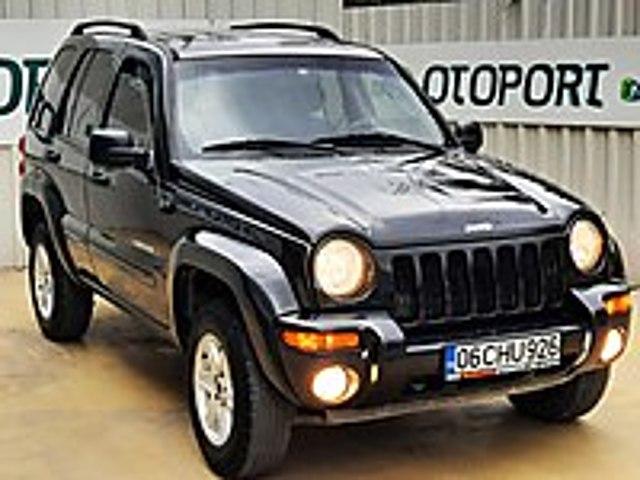 GÜLKAR DAN 135.000 KM DE 2004 JEEP CHEROKEE Jeep Cherokee 3.7 Limited