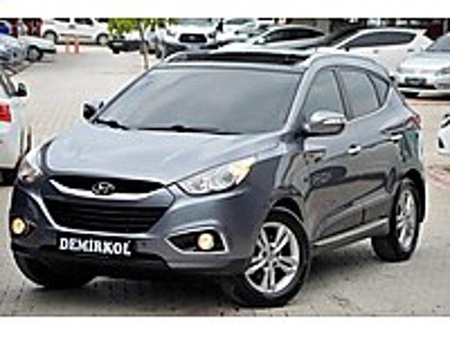 CAM-TAVANLI 1.6 GDİ ELİTE PLUS GERİ-GÖRÜŞ NAVİG DVD PARK-ASİSTAN Hyundai ix35 1.6 GDI Elite