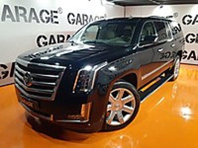 GARAGE 2014 CADİLLAC ESCALADE 6.2 V8 LONG ISITMA SOGUTMA Cadillac Escalade 6.2 V8