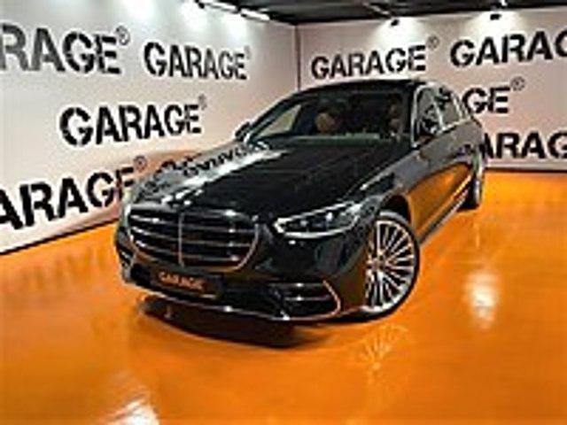 GARAGE 2021 MERCEDES BENZ S400D 4 MATIC LONG AMG Mercedes - Benz S Serisi S 400 400 d