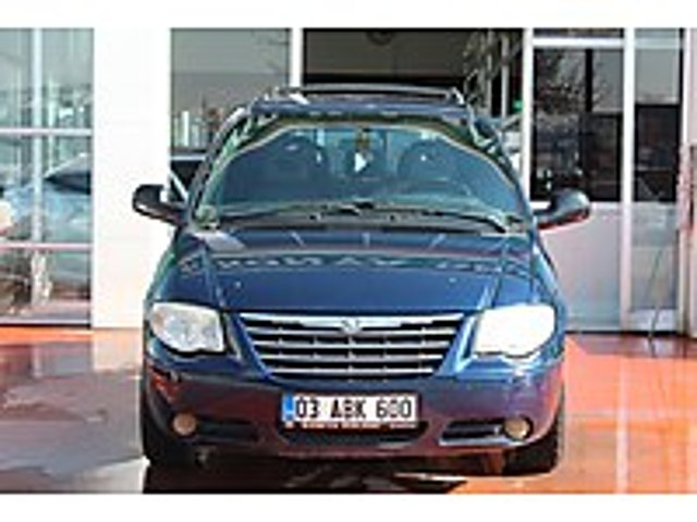 2005 CHRSLER VOYAGER 2.8 DİZEL OTOMATİK 7 KİŞİLİK Chrysler Voyager 2.8 CRD SE