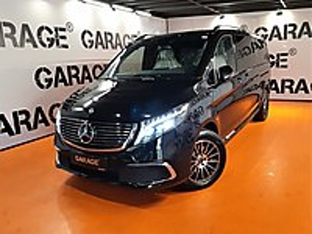 GARAGE 2020 MERCEDES BENZ EQV300 LONG 204 HP FULL ELECTRIC Mercedes - Benz EQV 300 Long
