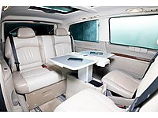 ZEKİ OĞULLARINDAN 2009 VİANO AMBİANTE 2.2CDİ 150HP OTOMATİK FULL Mercedes - Benz Viano 2.2 CDI Ambiente Activity Orta