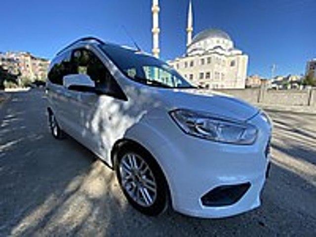 2020 FORD COURİER TİTANİUM 100 HP Ford Tourneo Courier 1.5 TDCi Titanium