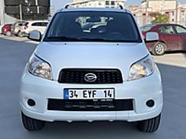 2010 Terios 1.5 Geri Görüş Ve Deri Döşemeli Lpg Li 4X4 Otomatik Daihatsu Terios 1.5 Silver