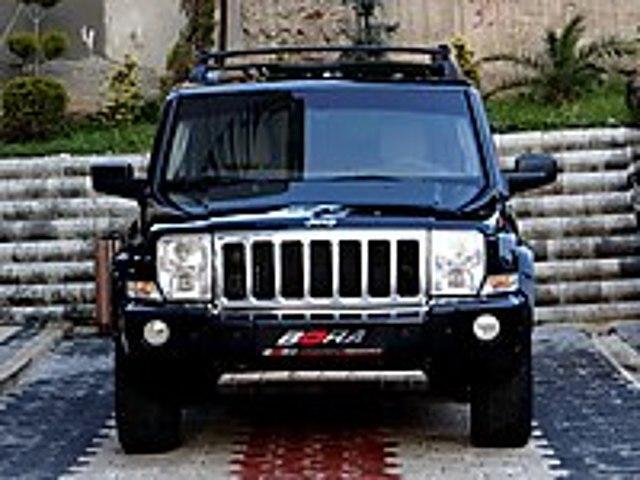 2008 JEEP COMMANDER 3.0 CRD ANINDA KREDİ İLE Jeep Commander 3.0 CRD