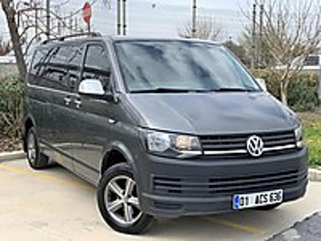 2015 106 BİNDE SERVİS BAKIMLI İLK EL HATASIZ BOYASIZ 140 LIK Volkswagen Transporter 2.0 TDI Camlı Van