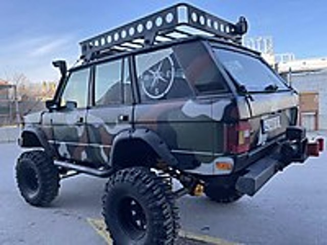 PARK AUTODAN ARAZİ CANAVARI SATIŞTA Land Rover Range Rover 3.9