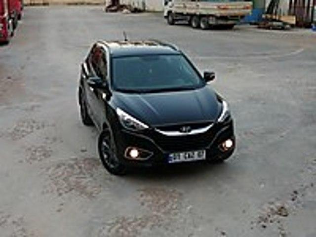 BOYASIZ HATASIZ 95 BİN KİLOMETRE YENİ KASA LED ANGEL FAR Hyundai ix35 1.6 GDI Elite