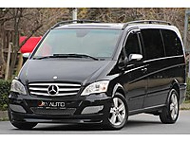 AY AUTO OTOMATİK VİTES MİNİBÜS RUHSAT FUL BAKIM ULTRA LÜX VİP Mercedes - Benz Viano 2.2 CDI Ambiente Activity Orta