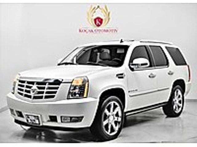 KOÇAK OTOMOTİV Cadillac Escalade 6.2 V8 Sport Luxury Otomatik Cadillac Escalade 6.2 V8