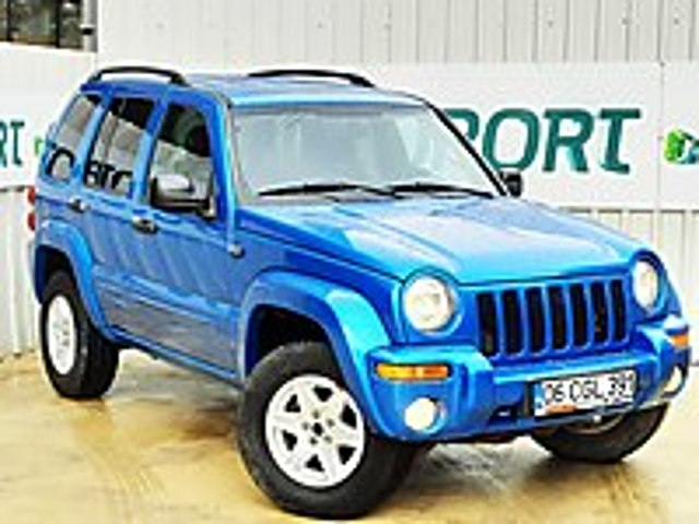 GÜLKAR DAN 19.000 KM DE 2004 JEEP CHEROKEE Jeep Cherokee 3.7 Limited