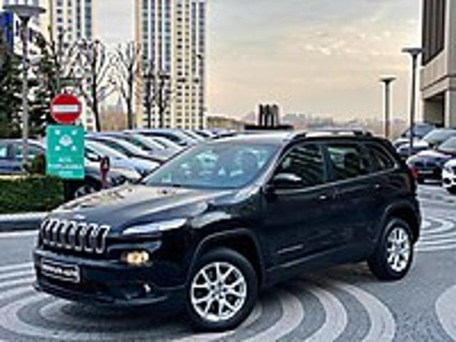 2014 JEEP CHEROKEE LONGİTUDE 4x4 OTOMATİK KAZASIZ Jeep Cherokee 2.0 TD Longitude