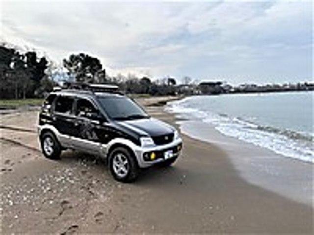 2005 MODEL DAIHATSU TERIOS 1.3 BENZİN LPG SX FULL FULL Daihatsu Terios 1.3 SX