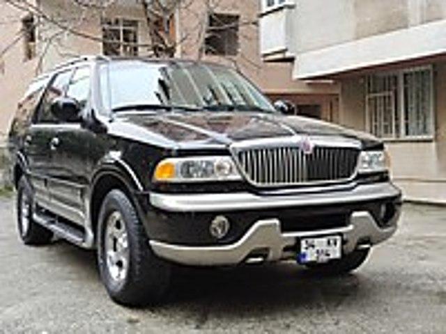 1998 LİNCOLN 5.4 4WD NAVİGATOR LPGLİ 140 ML Lincoln Navigator 5.4 4WD