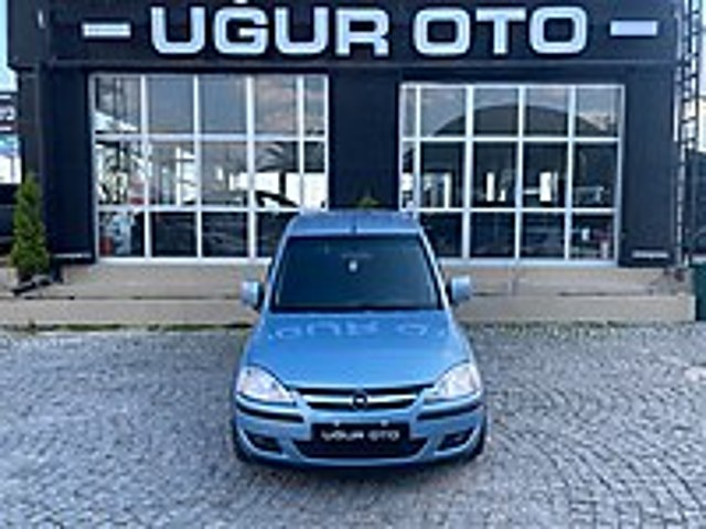 UĞUR OTO 2007 OPEL COMBO 1.3 CDTI CİTY PLUS Opel Combo 1.3 CDTi City Plus
