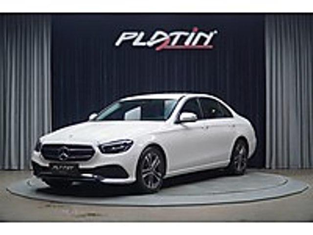 2020 MERCEDES BENZ E 200D K.SARJ ISITMA NAVİ K.NOKTA COMAND Mercedes - Benz E Serisi E 200 d E 200 d