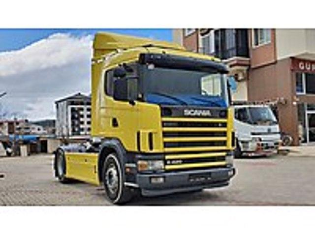 GÜRSEL OTOMOTİVDEN SCANIA R420 ÇEKİCİ Scania R 420