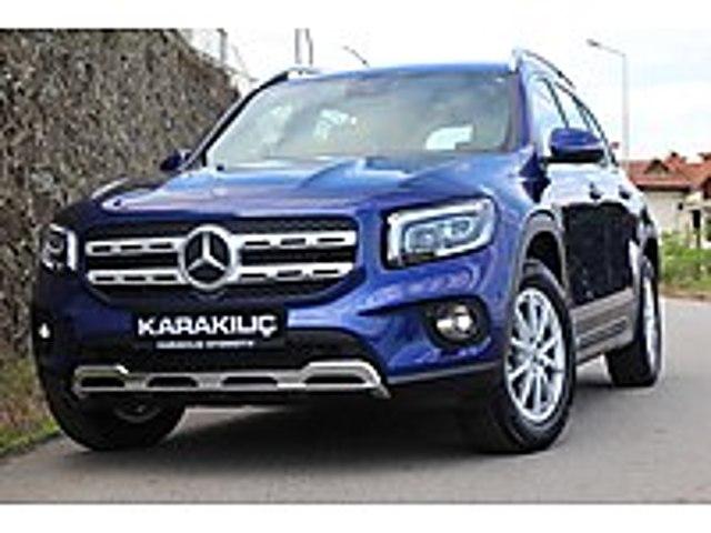 2020 GLB 200 PROGRESİVE-TEKNO PLUS HAFIZA K.ŞARZ COMMAND CARPLAY Mercedes - Benz GLB 200 Progressive