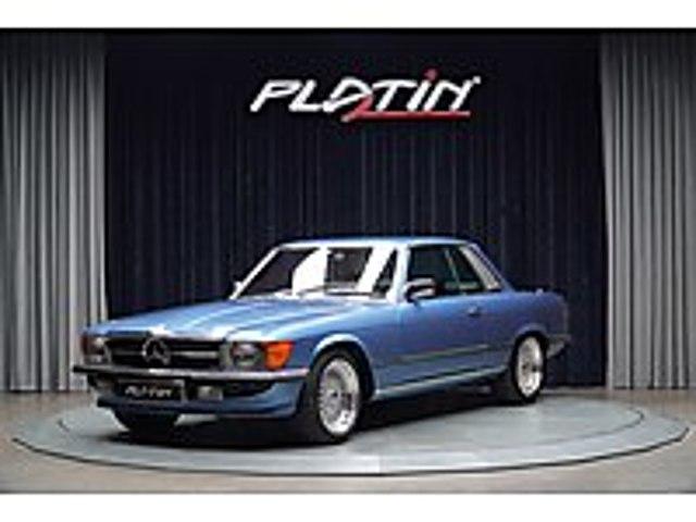 1978 MERCEDES SLC280 KOMPLE RESTORASYON KLASİK Mercedes - Benz Mercedes - Benz 280 SLC